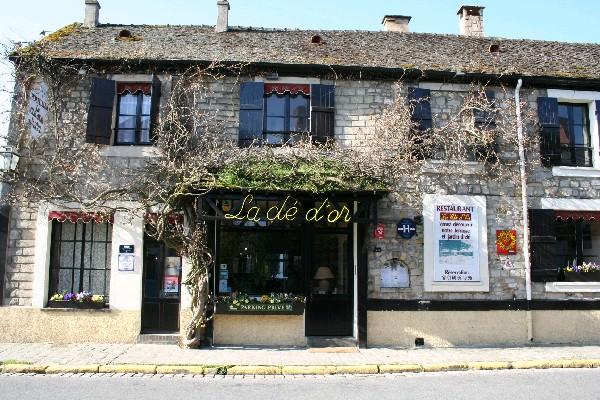 Hotel Restaurant Les Alouettes Barbizon